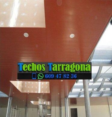 Empresa de Montaje de Techos de Aluminio Tarragona Catalunya