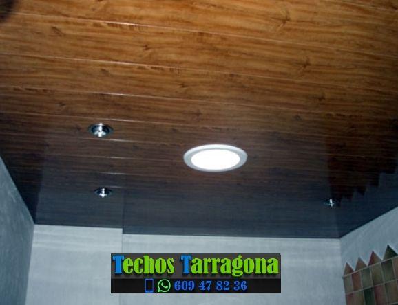Empresa de techos desmontables Tarragona Catalunya