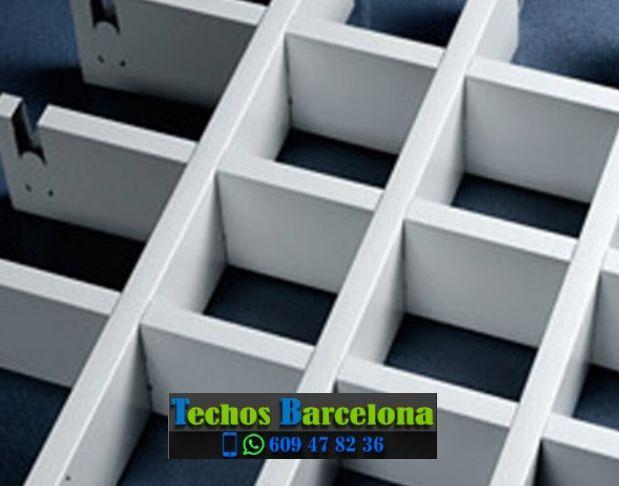 Empresa montaje rejillas de aluminio en Barcelona