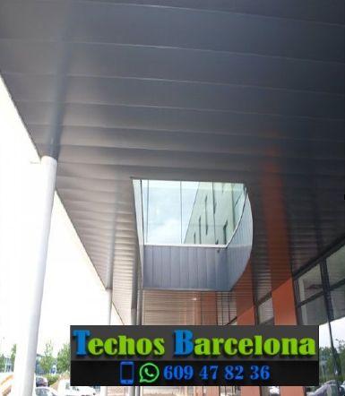 Especialista Ofertas Techos Aluminio Barcelona