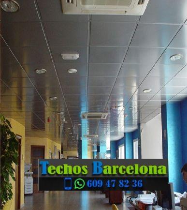 Especialistas techos metálicos Barcelona