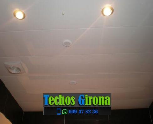 Instalación de techos de aluminio en Sant Julià del Llor i Bonmatí Girona