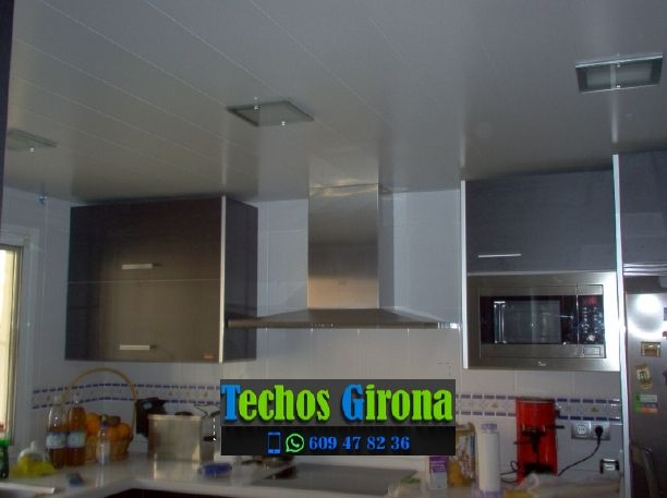 Instalación de techos de aluminio en Sant Feliu de Pallerols Girona