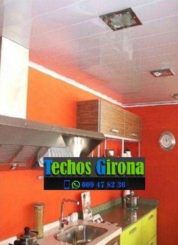 Instalación de techos de aluminio en Agullana Girona