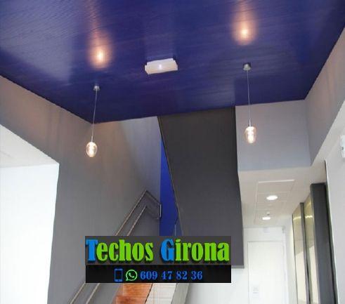 Instalación de techos de aluminio en Albanyà Girona