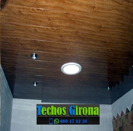 Instalación de techos de aluminio en Albons Girona