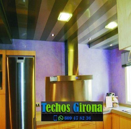 Instalación de techos de aluminio en Alp Girona
