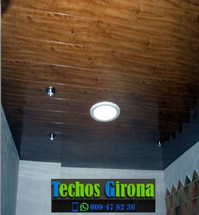Instalación de techos de aluminio en Bàscara Girona