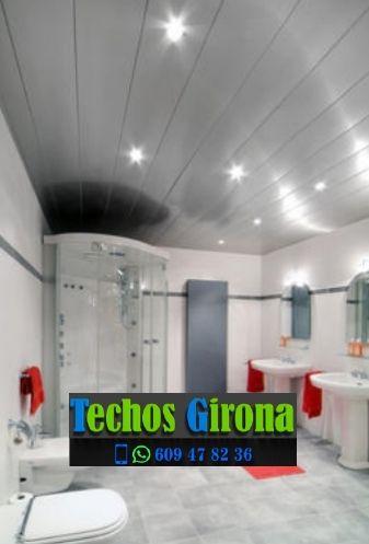 Instalación de techos de aluminio en Begur Girona