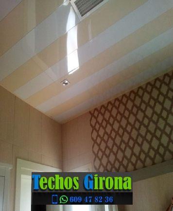Instalación de techos de aluminio en Besalú Girona