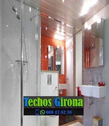 Instalación de techos de aluminio en Cabanelles Girona