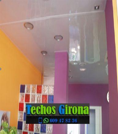 Instalación de techos de aluminio en Cabanes Girona
