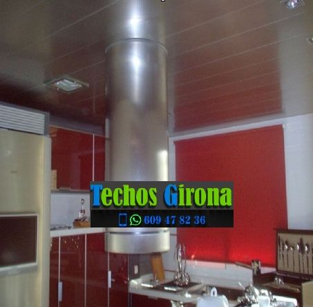 Instalación de techos de aluminio en Cadaqués Girona