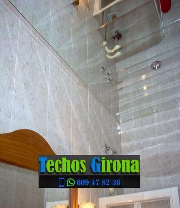 Instalación de techos de aluminio en Campelles Girona