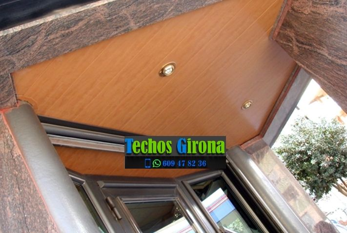 Instalación de techos de aluminio en Celrà Girona