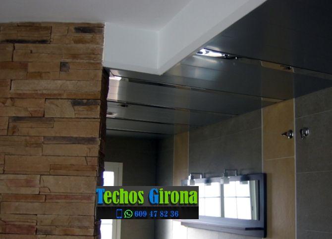 Instalación de techos de aluminio en Cervià de Ter Girona