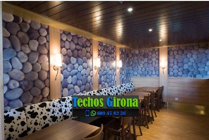 Instalación de techos de aluminio en Colomers Girona