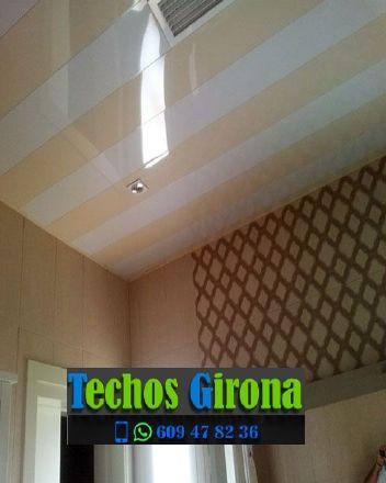 Instalación de techos de aluminio en Cornellà del Terri Girona