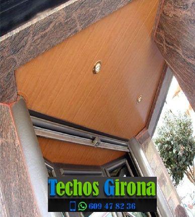 Instalación de techos de aluminio en Crespià Girona