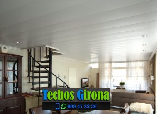 Instalación de techos de aluminio en Espinelves Girona