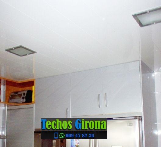 Instalación de techos de aluminio en Espolla Girona