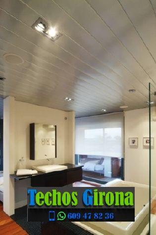 Instalación de techos de aluminio en Fortià Girona