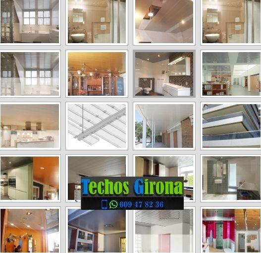 Instalación de techos de aluminio en Garriguella Girona