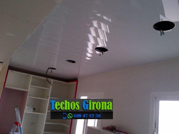 Instalación de techos de aluminio en Gualta Girona
