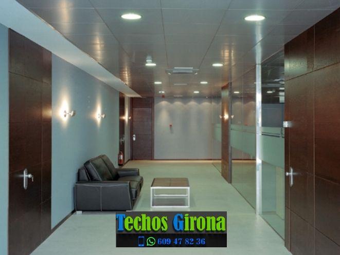 Instalación de techos de aluminio en Isòvol Girona