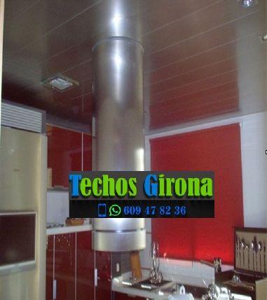 Instalación de techos de aluminio en La Cellera de Ter Girona