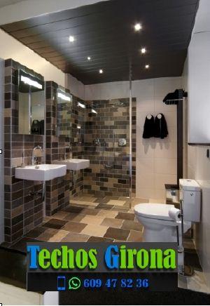 Instalación de techos de aluminio en La Vall de Bianya Girona