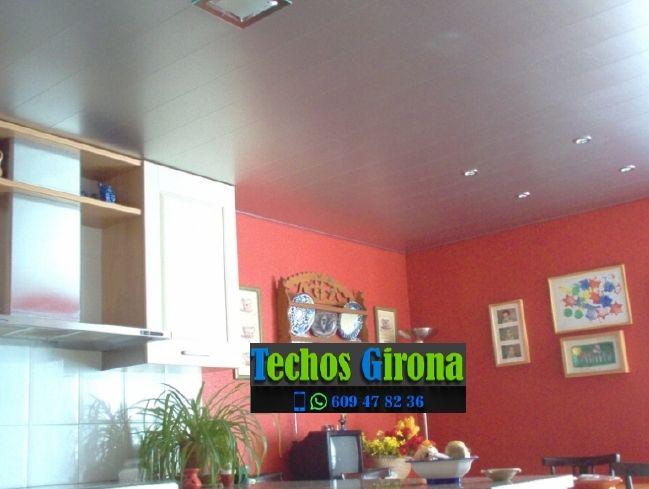 Instalación de techos de aluminio en Lladó Girona