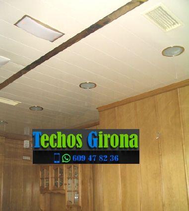 Instalación de techos de aluminio en Llançà Girona