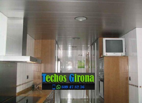 Instalación de techos de aluminio en Llanars Girona