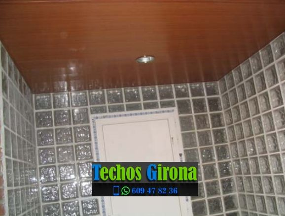 Instalación de techos de aluminio en Llers Girona