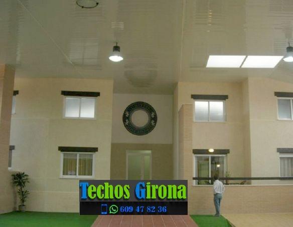 Instalación de techos de aluminio en Maçanet de Cabrenys Girona
