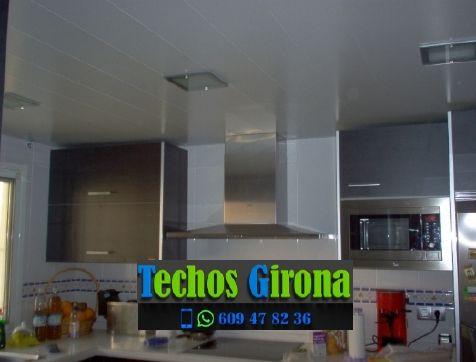 Instalación de techos de aluminio en Madremanya Girona