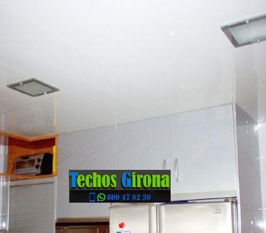 Instalación de techos de aluminio en Meranges Girona