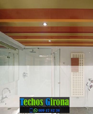 Instalación de techos de aluminio en Mieres Girona