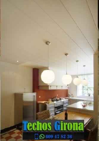 Instalación de techos de aluminio en Mollet de Peralada Girona