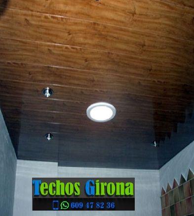 Instalación de techos de aluminio en Montagut i Oix Girona