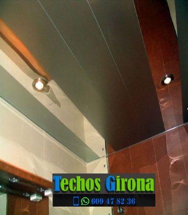 Instalación de techos de aluminio en Navata Girona