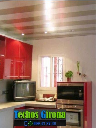 Instalación de techos de aluminio en Olot Girona