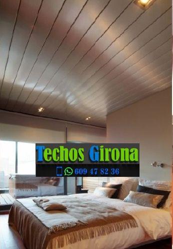 Instalación de techos de aluminio en Ordis Girona