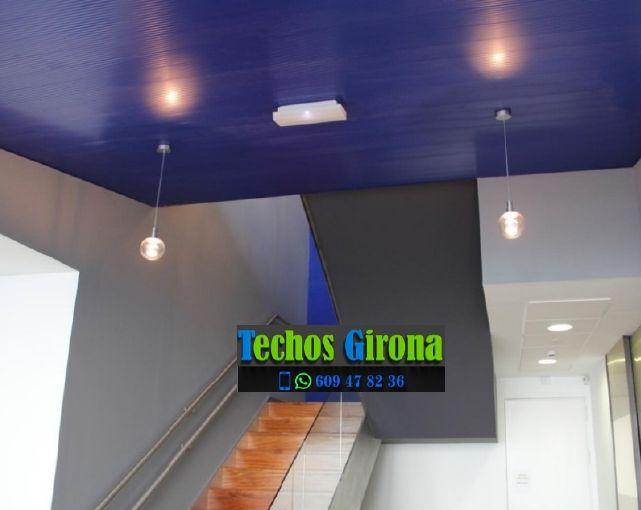 Instalación de techos de aluminio en Osor Girona