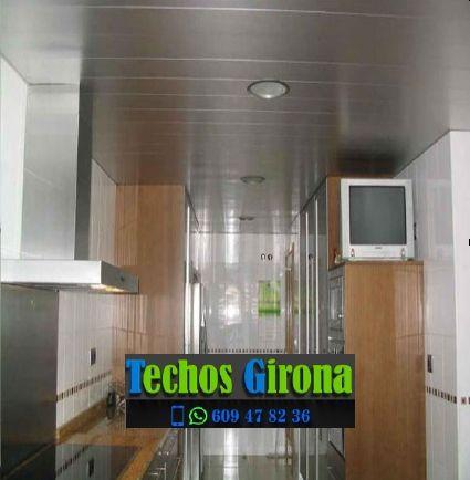 Instalación de techos de aluminio en Palafrugell Girona