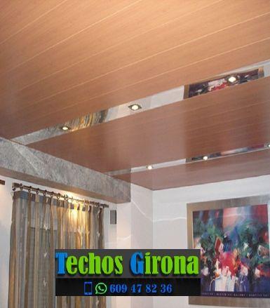 Instalación de techos de aluminio en Palol de Revardit Girona