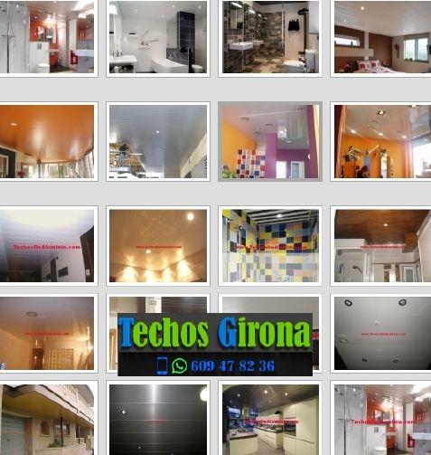 Instalación de techos de aluminio en Pardines Girona