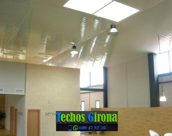 Instalación de techos de aluminio en Parlavà Girona