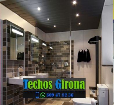 Instalación de techos de aluminio en Quart Girona